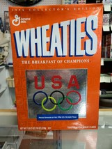 1996 Wheaties Olympic Team USA Dream Team Collectors Cereal Brand New Se... - $19.79