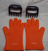 ARRES BARBECUE GLOVES PLUS FREE CLAWS - €2,50 EUR