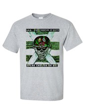 S.O.D. T shirt Stormtroppers of Death 1980's Metal band M.O.D. SOD graphic tee image 2