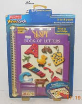 Cartridge I SPY Book of Letters Fisher Price for Power Touch Learning System - $23.38