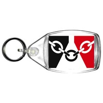black country uk county keyring  handmade in uk from uk made parts, keyring, key