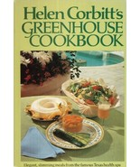 Helen Corbitt's Greenhouse Cookbook: Elegant, Slimming Meals from the Fa... - $19.95