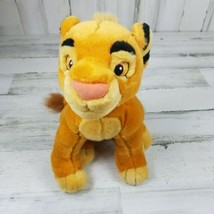 SIMBA Plush Stuffed LION KING Disney Store Exclusive  - $9.69