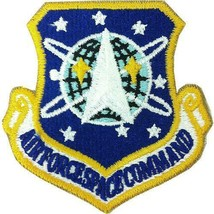 Genuine U.S. Air Force Patch: Space Command - Color - $17.80