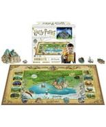 Harry Potter Hogwarts Map 543 Piece 4D Jigsaw Puzzle 4D Cityscape NEW SE... - $33.85