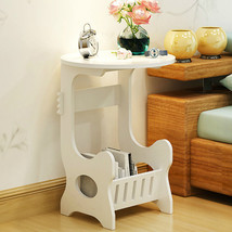 Wood Table With Shelf Nightstand Bedroom Living Room Sofa Side End Table... - $36.62