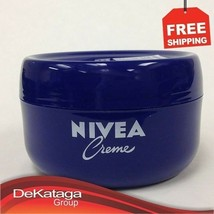 1 NIVEA BODY✅ MOISTURIZING CREAM 200ml / CREMA NIVEA HUMECTANTE 200ml - $9.99