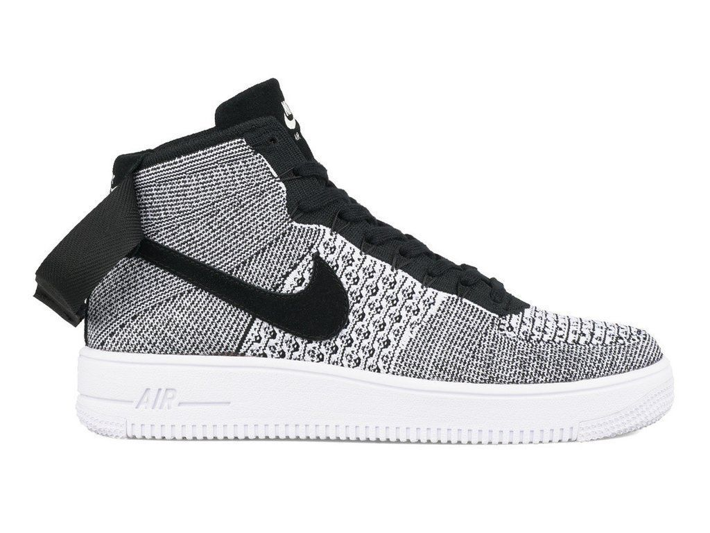 6ca02562d2c ... Nike Men s AF1 Ultra Flyknit Mid Shoes Size 7 to 14 us 817420 005