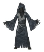 Soul Eater Halloween Costume Adult S/M 38-42 Black - £40.92 GBP