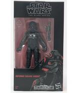 "Star Wars Black Series Battlefront II Inferno Squad Agent 6"" Action Figu... - $21.39"
