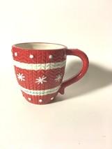 Boston Warehouse Mug Cup Coffee Tea CHRISTMAS Hot Chocolate Mug  4'' - $8.05