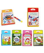 6 Farben Magic Water Drawing Book Coloring Doodle with Pen Painting Board - $16.35