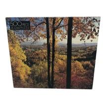 Vintage 1983 Whitman 500 Piece Jigsaw Puzzle Blue Ridge Parkway 4646-42 ... - $19.99