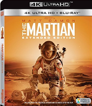 The Martian: Extended Edition [4K Ultra HD + Blu-ray, 2016]
