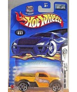 2003 Hot Wheels #37 First Editions 25/42 DODGE M80 Yellow Tampo Variatio... - €5,75 EUR