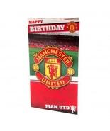 Manchester United F.C. Birthday Card Stadium - $32.99