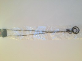 Paparazzi Necklace Set Short (new) On The Inside Gunmetal #865 - $7.61