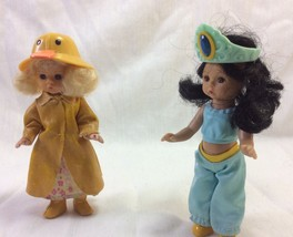Madame Alexander Figurines Collection, Jazmín, Its Raining from McDonnald's. - $6.55