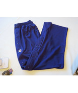 Mens The Rock XL Basketball pants active disabled nursing home snap up s... - $26.71