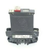 ALLEN BRADLEY 1492-G005 CIRCUIT BREAKER 250VAC .5AMP 1POLE SER. B image 1