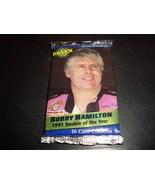 Bobby Hamilton ROY Set 1992 Maxx 16 Card Set Factory Sealed Nascar Mint ... - $3.59