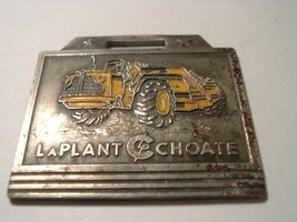 Vintage , This is OLD ONE , LaPlant Choate Scraper Watch Fob - $30.00