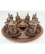 Acar Ottoman Turkish Coffee & Espresso Cups Set For 6 People - $108.89