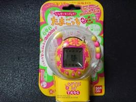 Tamagotchi Plus PikaPika Pink BANDAI 2006 Super Rare Japan Import - $112.20