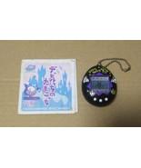 Devilgotchi tamagotchi Black BANDAI 1998 Super Rare Used Japan - $319.99