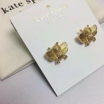 Kate Spade New York All abuzz  Bee Stud Earrings w/ KS Dust Bag New - $35.99