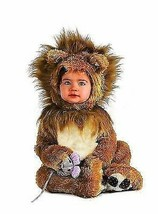 Rubies Lion Cub Animal Toddler Infant Newborn Cosplay Noahs Ark Roar Cos... - $32.57