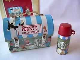 Hallmark Lunch Wagon for Porky Pig Looney Tunes 2004 Lunchbox Christmas ... - $10.40