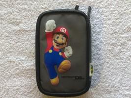 Nintendo DS Travel Case Super Mario Zip Case - $8.75