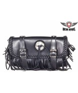 """12"""" Motorcycle Tool Bag With Braid Fringes & Concho Water Proof Universa... - $29.69"""