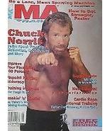 9/97 MA TRAINING CHUCK NORRIS JON VALERA BLACK BELT KARATE KUNG FU MARTI... - $14.99