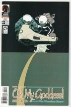 Oh My Goddess! The Phantom Racer #99 July 2003 Dark Horse Manga - $3.19