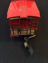 American Flyer Railroad Car Reading #630 - Red Caboose image 6