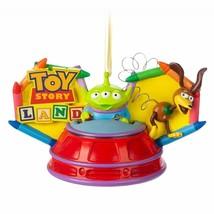 Disney World Toy Story Land Ear Hat Ornament, NEW - $34.00