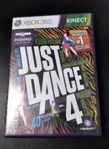 Just Dance 4 (Microsoft Xbox 360, 2012) - $3.96