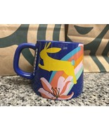 New Starbucks Spring 2021 Blue Bunny Mug 14oz Ceramic Easter - $39.55