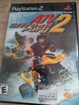 Sony PS2 ATV Off Road Fury 2 (no manual) image 1