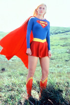 Helen Slater Full Length Supergirl Costume 18x24 Poster - $23.99