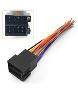Radio reverse wiring harness female plugs. Add aftermarket to semi truck... - $11.99