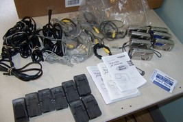 Wholesale Lot 7 Olympus Stylus 600 Camera with Chargers Cables Batteries... - $55.00