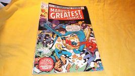 MARVEL's GREATEST COMICS # 28 * 1970 * Fan. Four, Dr. Strange, Cap * Iro... - $5.00