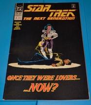 Star Trek: The Next Generation #  6 (1989, 2nd Series )  DC COMIC BOOK C... - $1.97