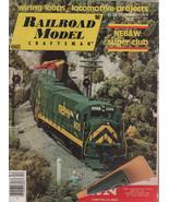 Railroad Model Craftsman Magazine December 1979 NEB&W Super Club - $2.50
