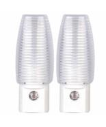 StyleWell 7-Watt Incandescent Automatic Night Light (2-Pack)-89966 - £2.14 GBP
