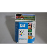 HP C1823D Tricolor 23 Original Ink Cartridge - FREE SHIPPING - $11.83