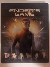 Ender's Game Target exclusive steelbook [Blu-ray + DVD] image 1